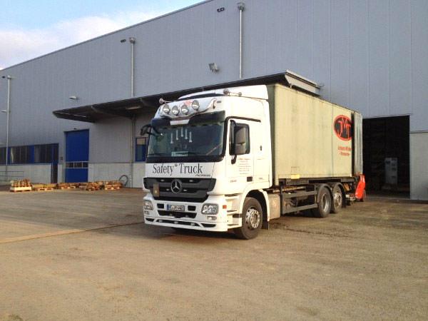 Die J. Müller Transporte GmbH & Co. KG aus Grevenbroich ist ein zertifizierter Entsorgungsfachbetrieb