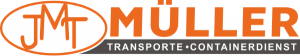 Logo Müller Transporte, Containervermietung und Entsorgung