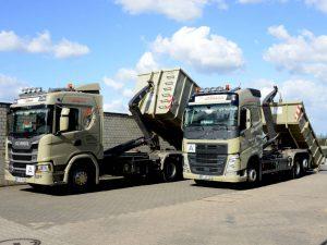 Müller Transporte und Containerdienst aus Grevenbroich