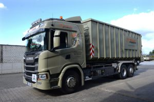 Fachbetrieb für Entsorgungen, Containerdienste und -transporte