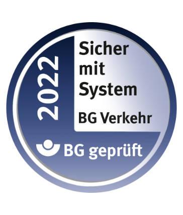 Müller Transporte und Containervermietung - Sicher mit System 2022