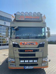 Scania Vabis - Super